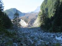 Terminus of the Carbon Glacier