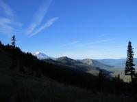 Nice view of Mt. Adams