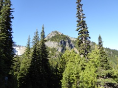 Crystal Peak, which is a separate hike with incredible views.