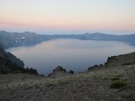 Sunrise from Cloudcap