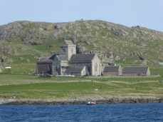 The Iona Abbey