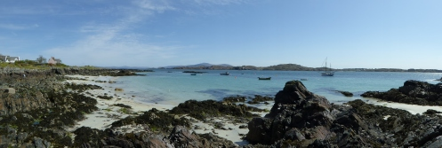 Between Mull and Iona