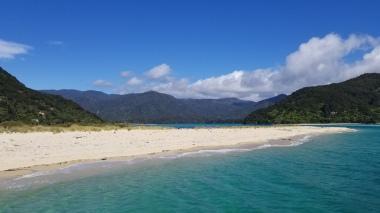 Awaroa Estuary, Abel Tasman
