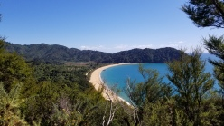 Totoranui Beach, Abel Tasman Track