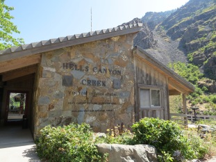 Hells Canyon Visitor Center